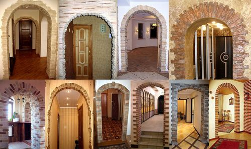 Как сделать арку деревянную фото 608