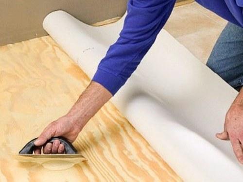 Как постелить линолеум своими руками - инструкция!