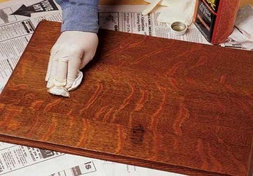 Мебель своими руками лакировка