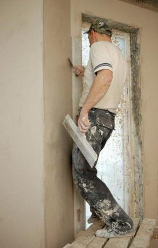 Штукатурка углов стен своими руками