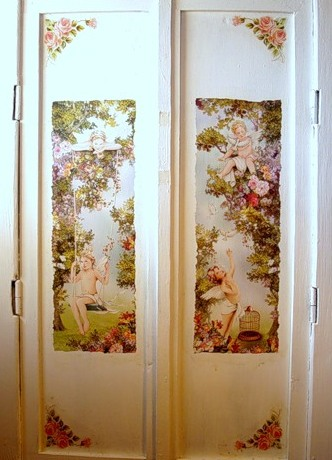 Декор дверей своими руками - 10 лучших вариантов!