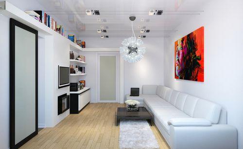 интерьер гостиной 14 кв.м фото