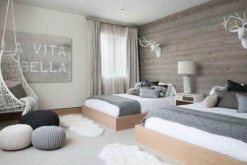 спальня в скандинавском стиле 20 фото дизайна
