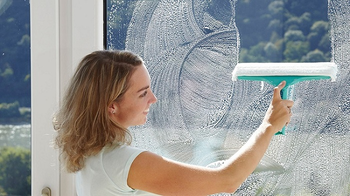 Как помыть окна без разводов в домашних условиях 998