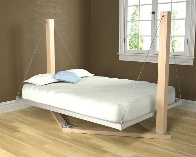 Варианты кроватей сделать своими руками