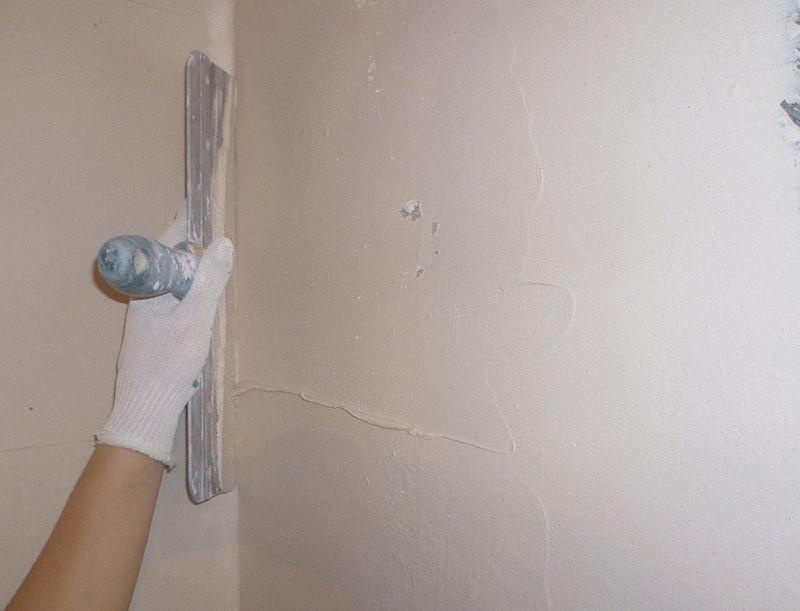 Как сделать внутренние углы на стенах 951