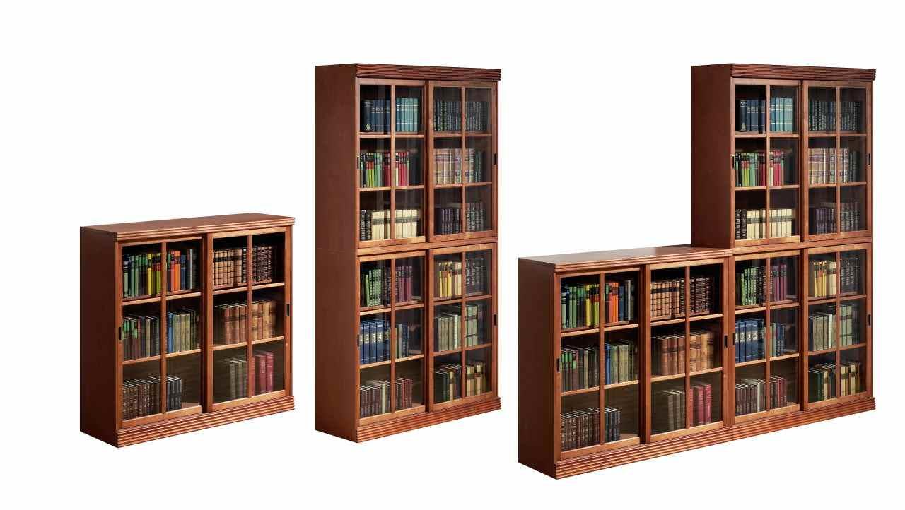 Книжные стеллажи в вашем доме.