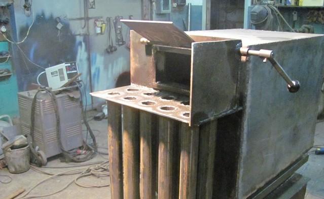 Котел на отопление своими руками - делаем пиролизный котел