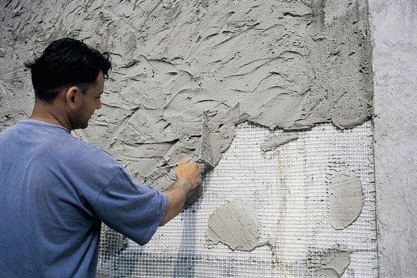 раствор для протравки цементной штукатурки нейтрализующим раствором
