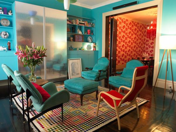 Сочетание цветов в интерьере: подбор цветовой гаммы, таблица, видео и фото