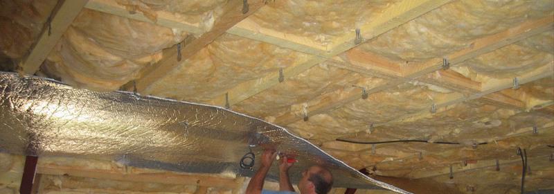 Потолок своими руками в своем доме