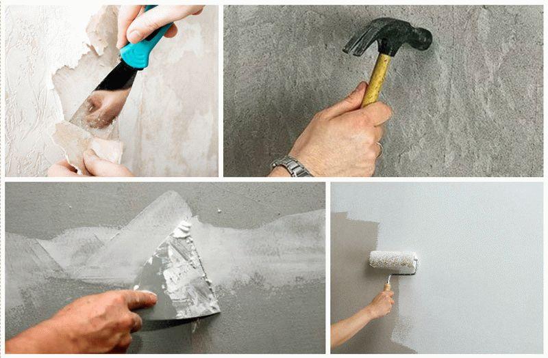 Как шпаклевать стены своими руками финишной шпаклевкой 2